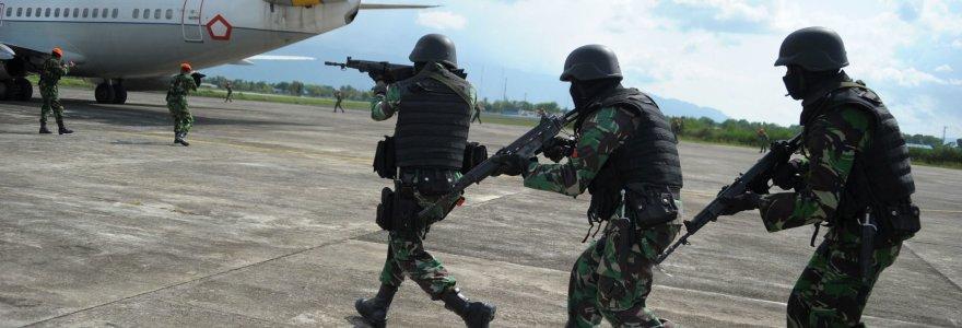Kaip Indonezija suvaldė terorizmą savo šalyje