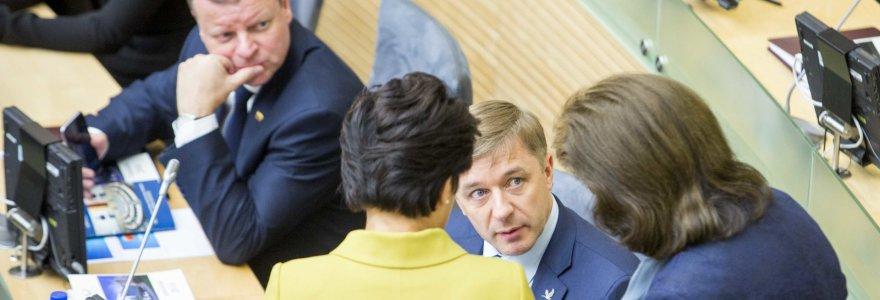 Seimas pritarė konservatyviam Pagalbinio apvaisinimo įstatymo pataisų variantui, nors P.Urbšys bandė klaidinti