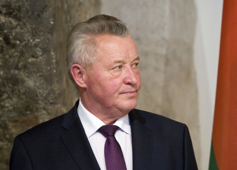 Baltarusijos nepaprastasis ir įgaliotasis ambasadorius Lietuvoje Vladimiras Dražinas