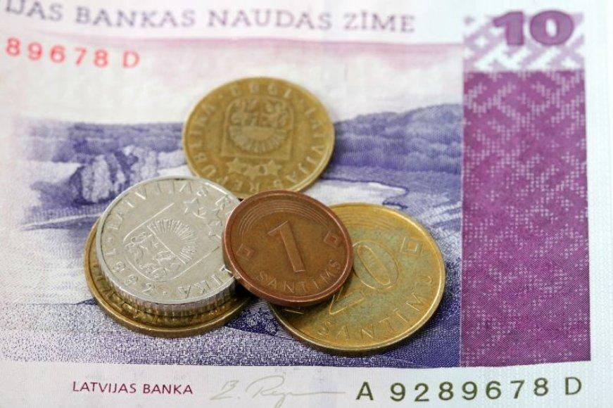 Latvijos pinigai