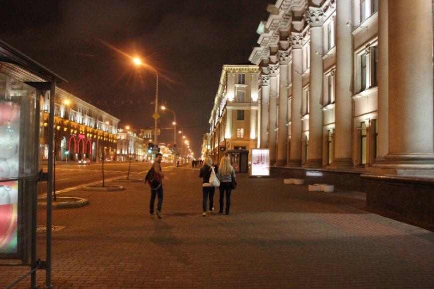 Išvyka į Minską