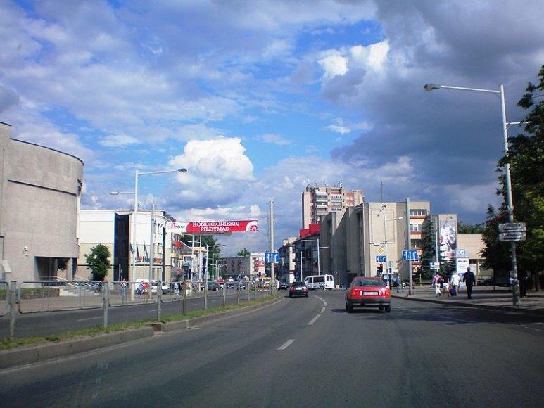 Panevėžio miestas
