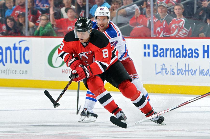 Dainius Zubrus – NHL lygoje