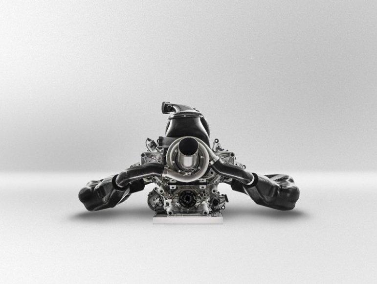 """Renault F-1"" variklis"