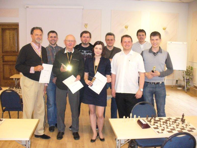 Žurnalistų šachmatų turnyras