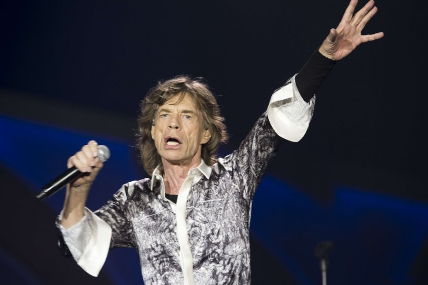 Mickas Jaggeris
