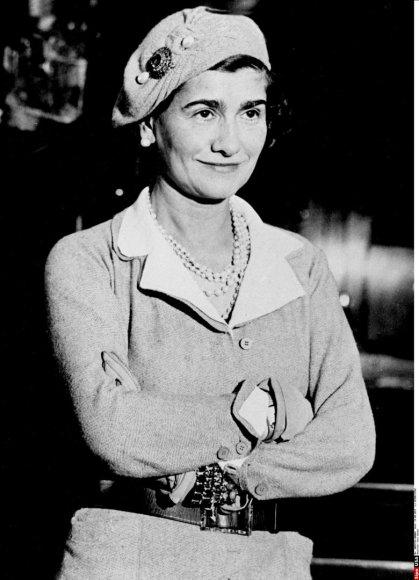 Coco Chanel 1969 m.