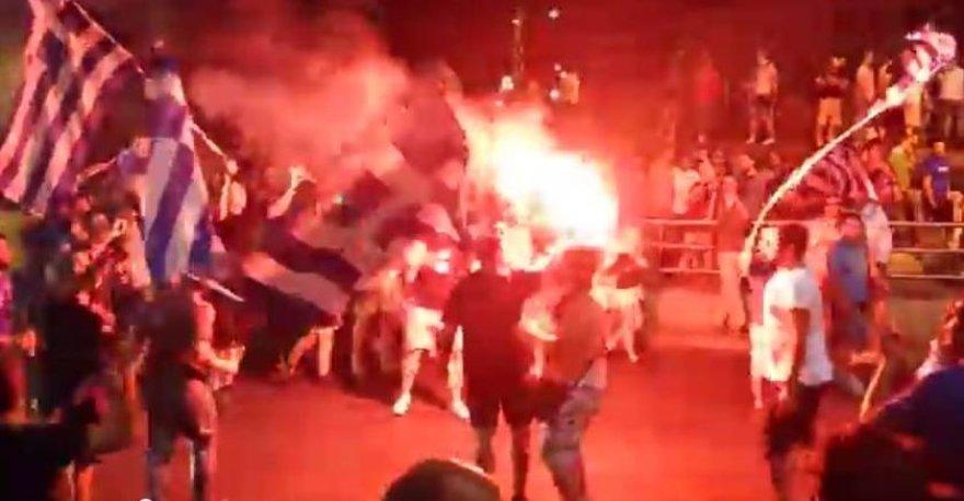 Graikijos futbolo sirgaliai