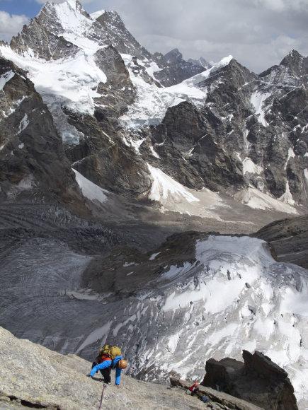 Arūno ir Gedimino naujas nuotykis – Himalajuose