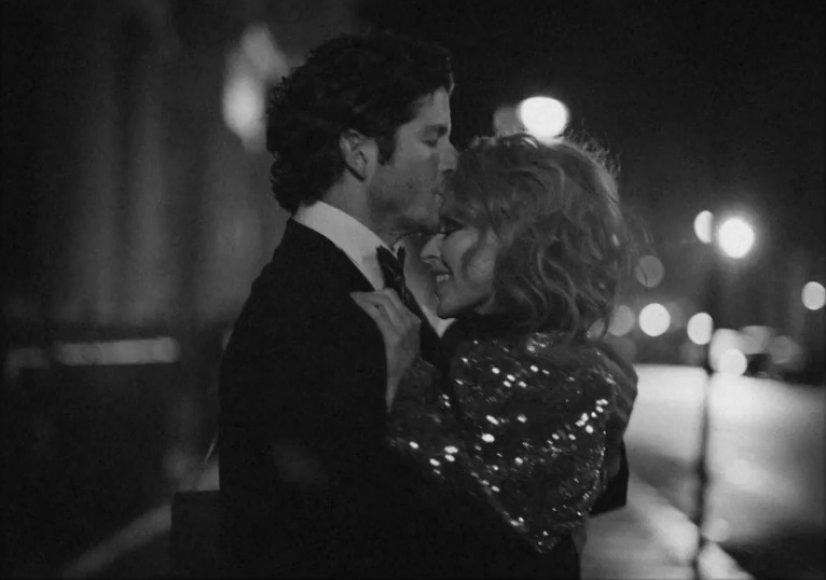 """Clementas Sibony ir Kylie Minogue dainos """"Into the Blue"""" vaizdo klipe"""