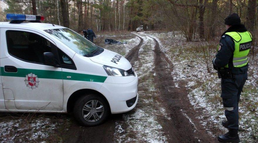 Ukmergės rajone rastas lavonas