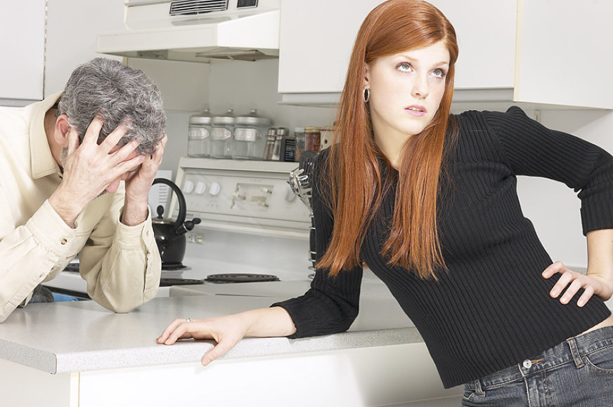 Šeimos konfliktas
