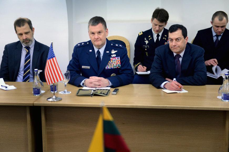 Susitikimas Vilniuje