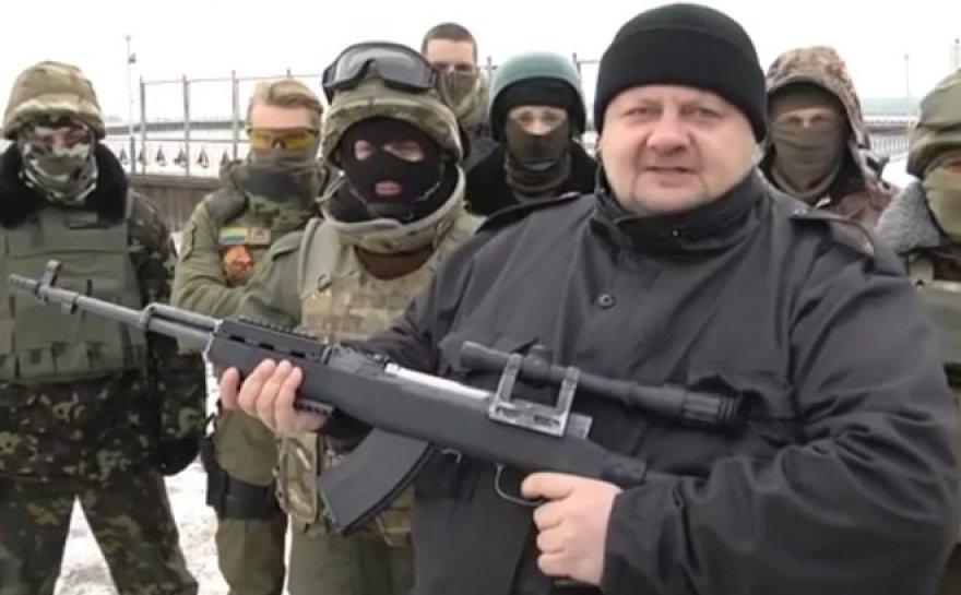 Igorio Mosijčiuko iššūkis Ramzanui Kadyrovui