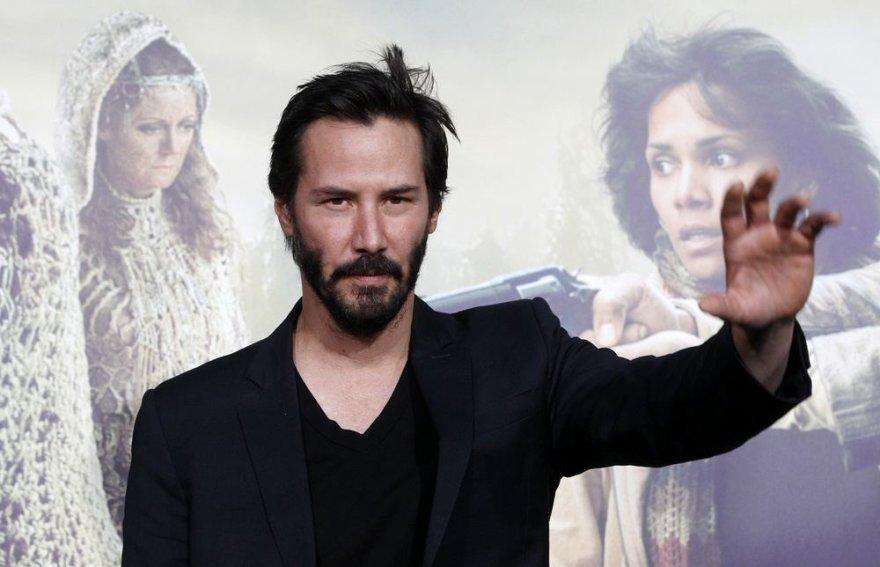 Keanu Reevesas