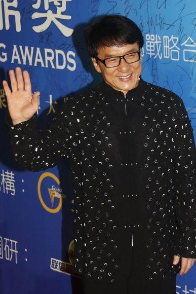 Kinų aktorius Jackie Chanas