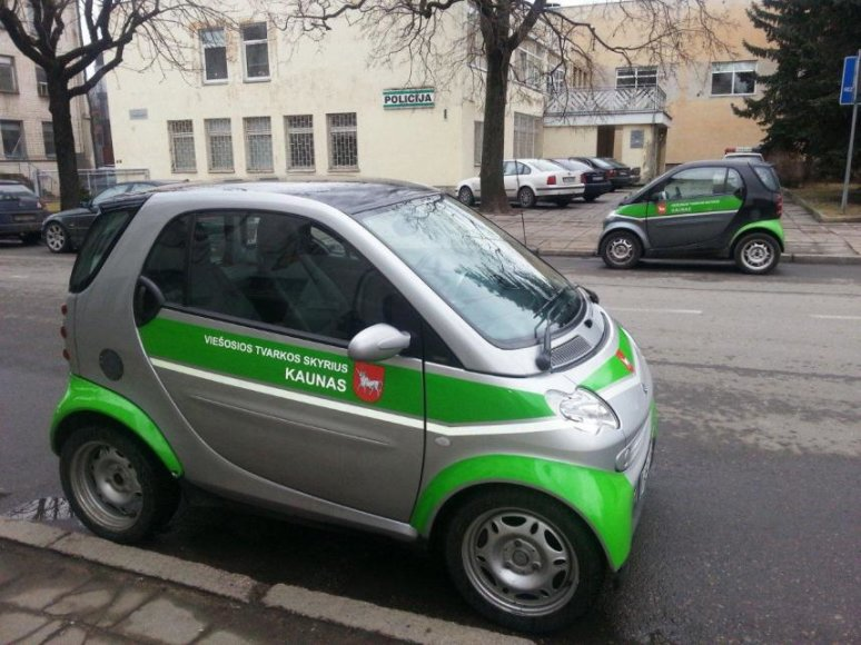 Smart automobilis