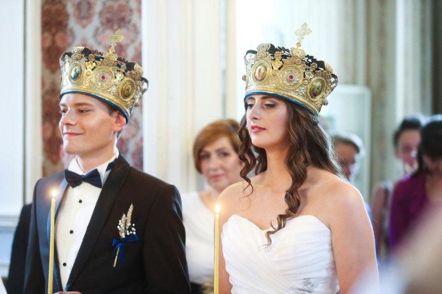 Anatolijaus Oleiniko ir Ingos Klincarienės vestuvės
