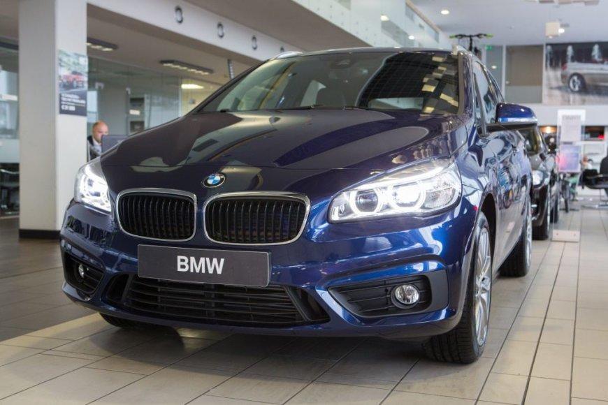"""BMW 2 Series Active Tourer"" Lietuvoje"