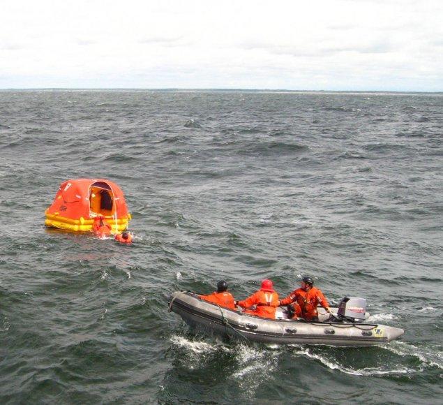 Gelbėjimo operacija jūroje