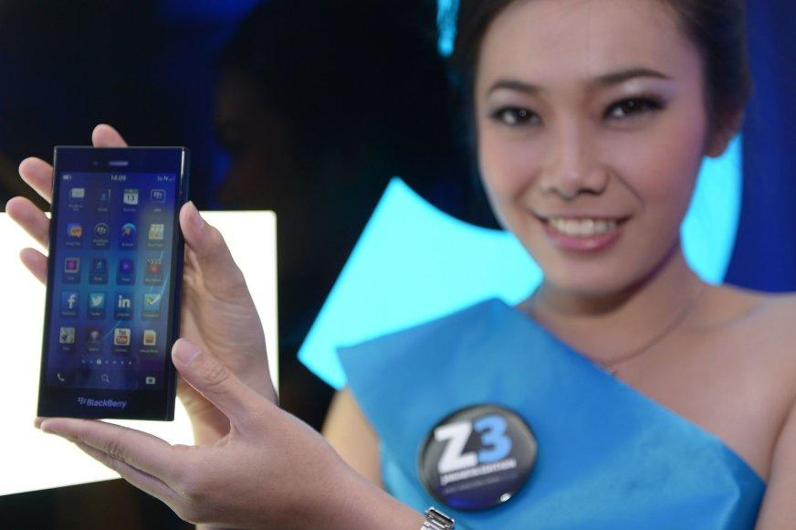 """""""Blackberry Z3"""""""