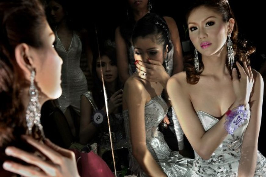 Tailando transseksualai