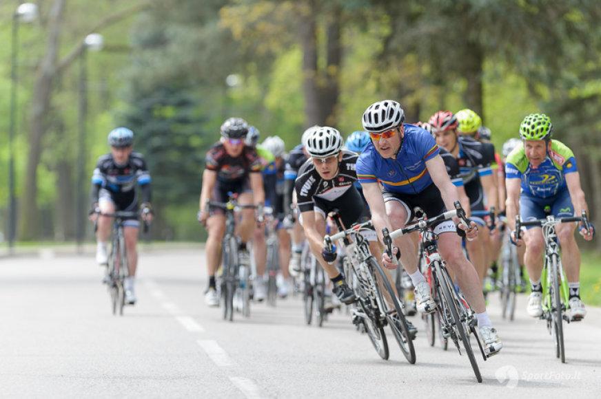 Plento lenktynėse šiemet susirinko kur kas daugiau dalyvių