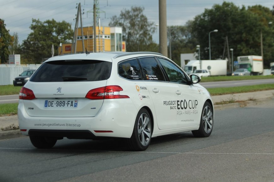"""Peugeot EcoCup"""