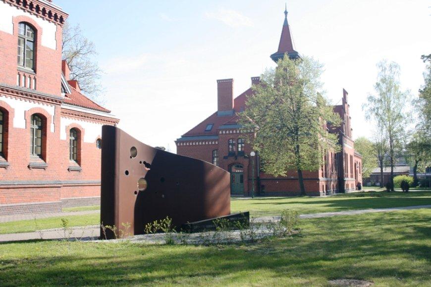 Klaipėdos universiteto miestelyje