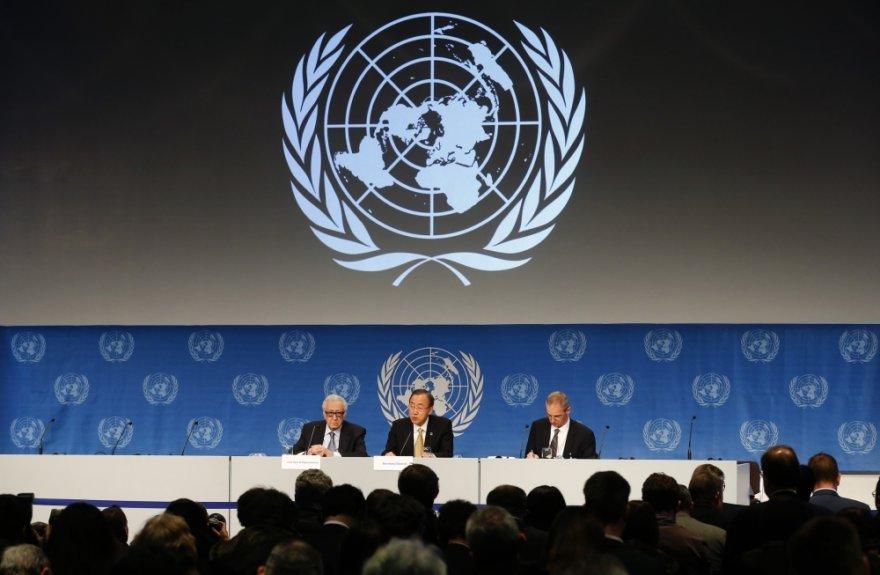 Sirijos taikos konferencija Šveicarijoje