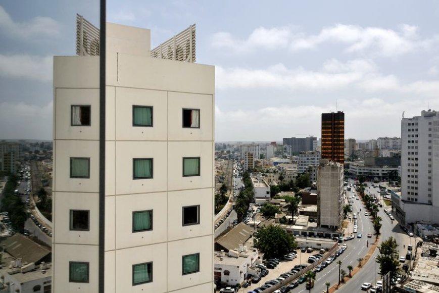 Kasablankos dangoraižiai