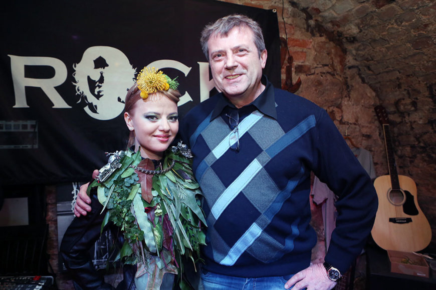 Renata Jampolskė ir Robertas Jampolskis