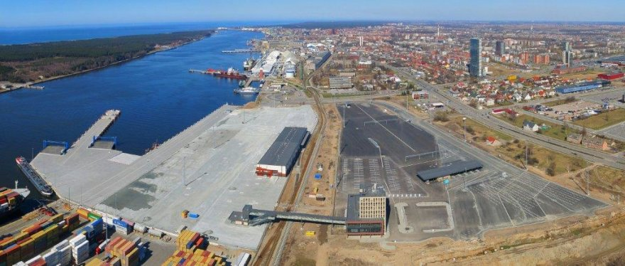 Klaipėdos terminalas
