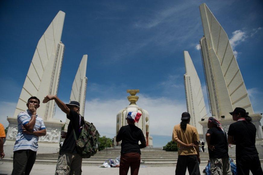 Per neramumus Bankoke žuvo du ir buvo sužeisti 24 žmonės