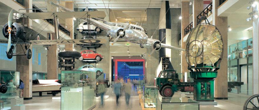 Londono Mokslo muziejuje