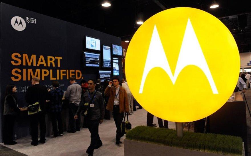 """""""Motorola"""" logotipas"""