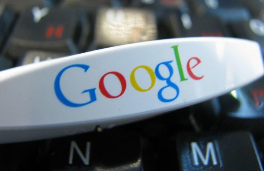 """""""Google"""" logotipas"""