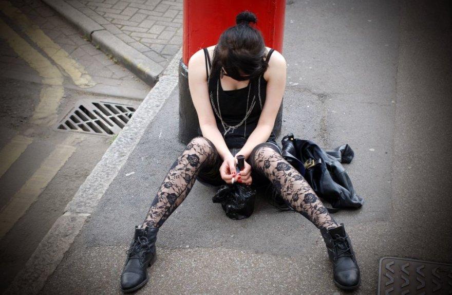 2011 metais policija išaiškino 33 atvejus, kai moterys iš Lietuvos buvo parduodamos užsienyje verstis prostitucija