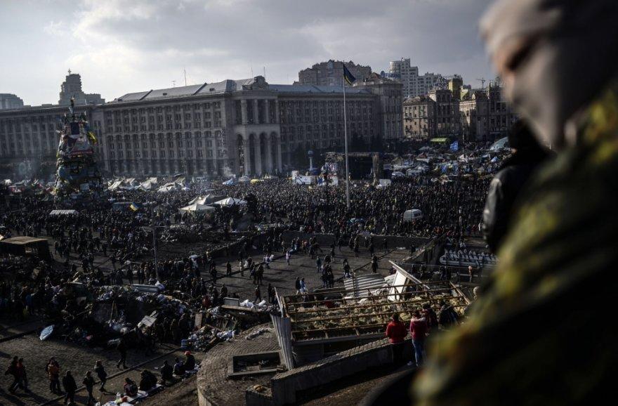 Mitingas Kijeve