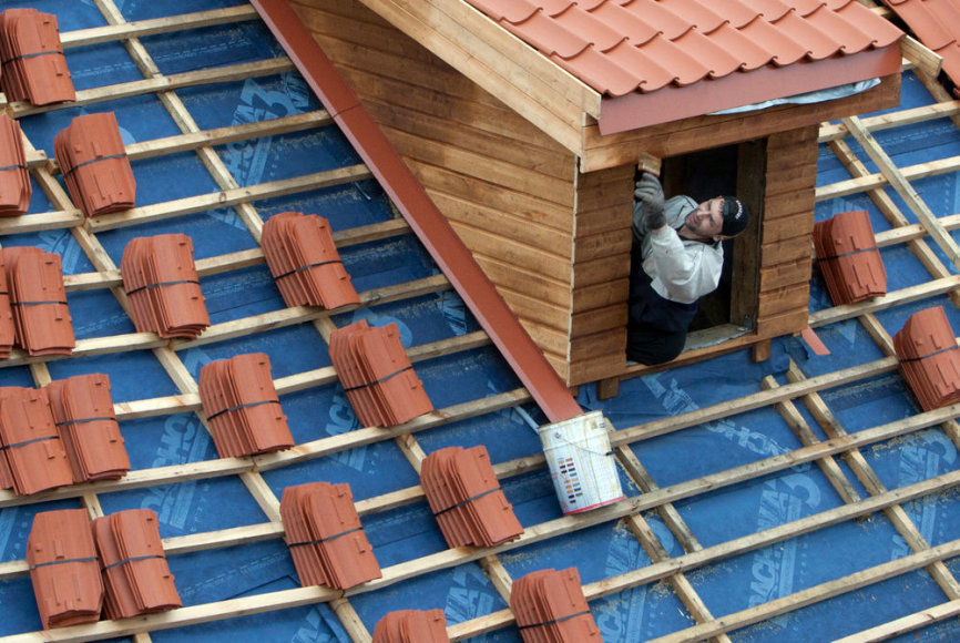 Dengiamas stogas