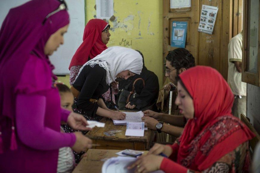 Rinkimai Egipte