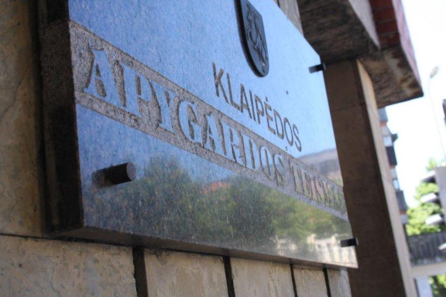 Klaipėdos apygardos teismas