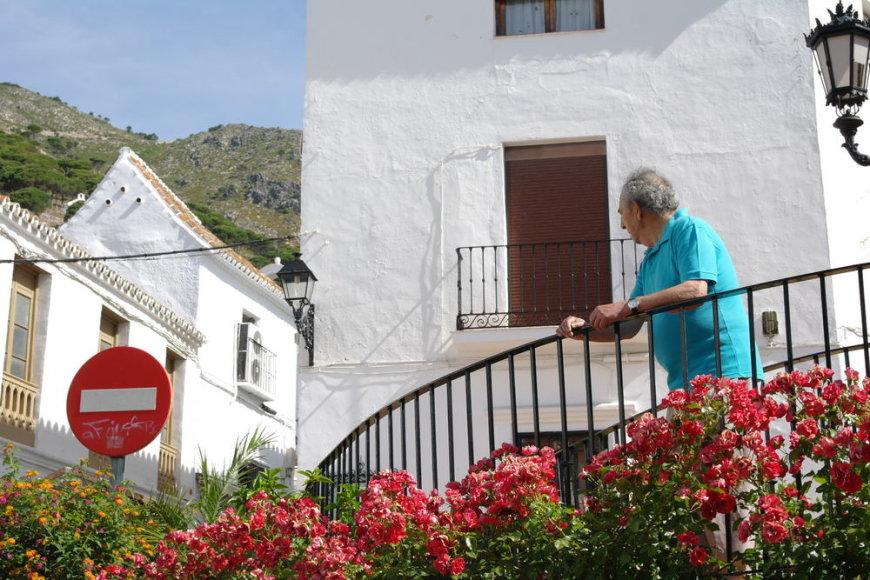 Po Andalūziją P.Picasso, E.Hemingway, A.Banderaso keliais