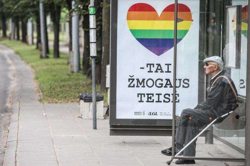 Plakatas už žmogaus teises