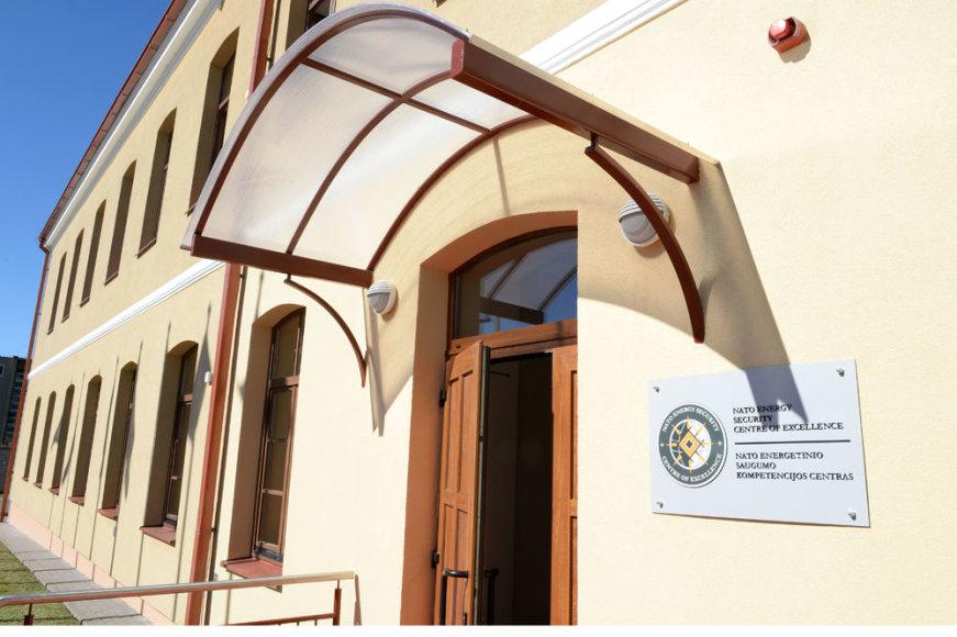 NATO energetinio saugumo kompetencijos centre vyksta ypatingos svarbos pratybos