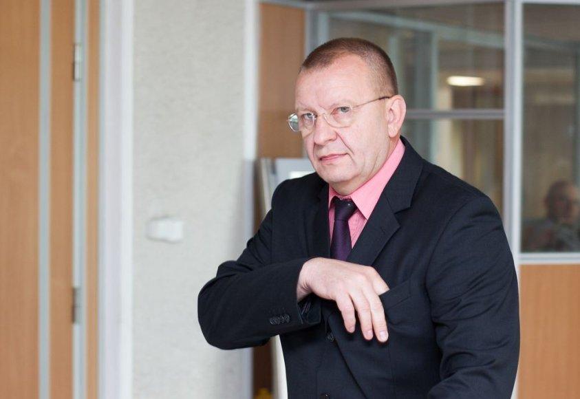 Lietuvos kriminalinės policijos biuro viršininkas Algirdas Matonis