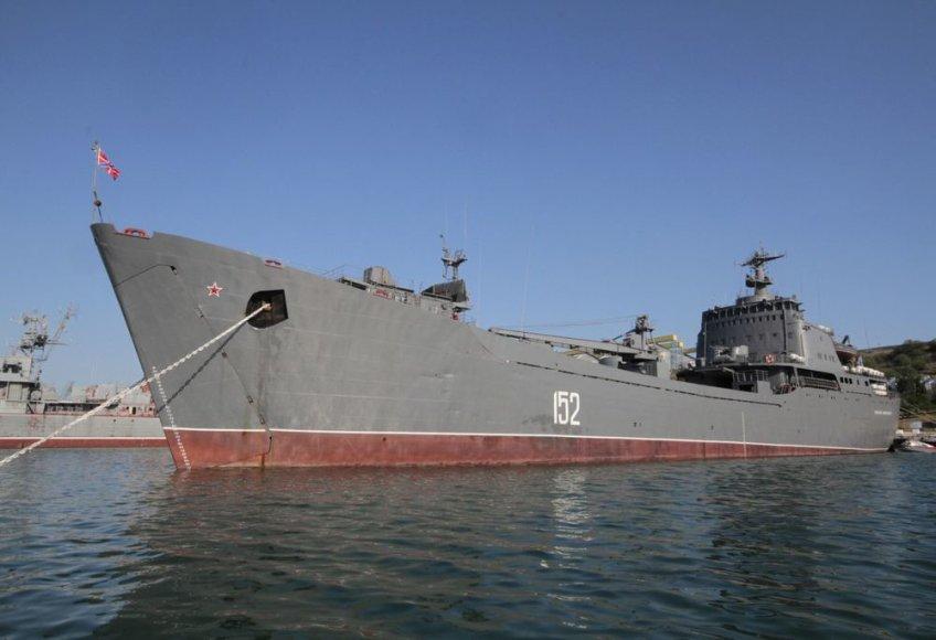 Rusijos laivas