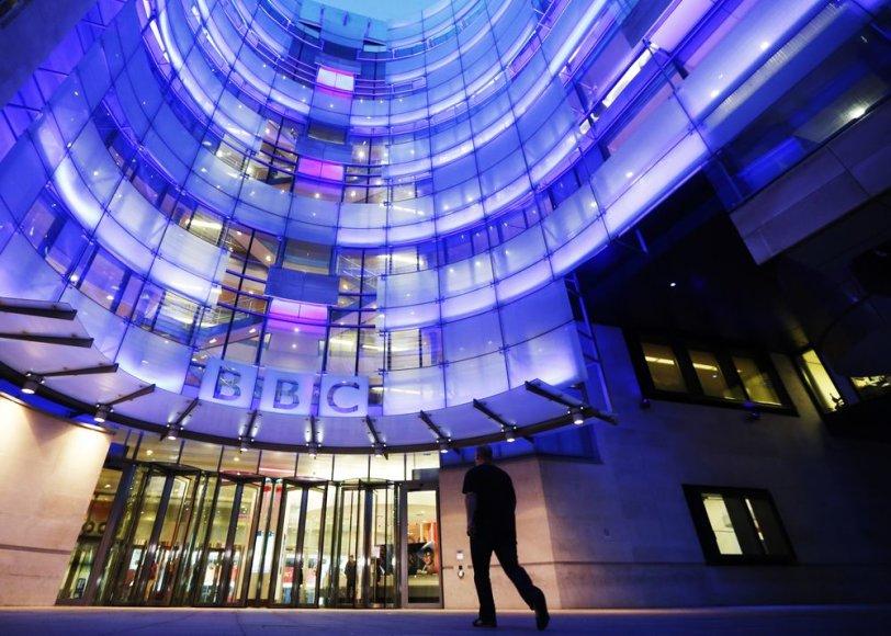 BBC būstinė Londone