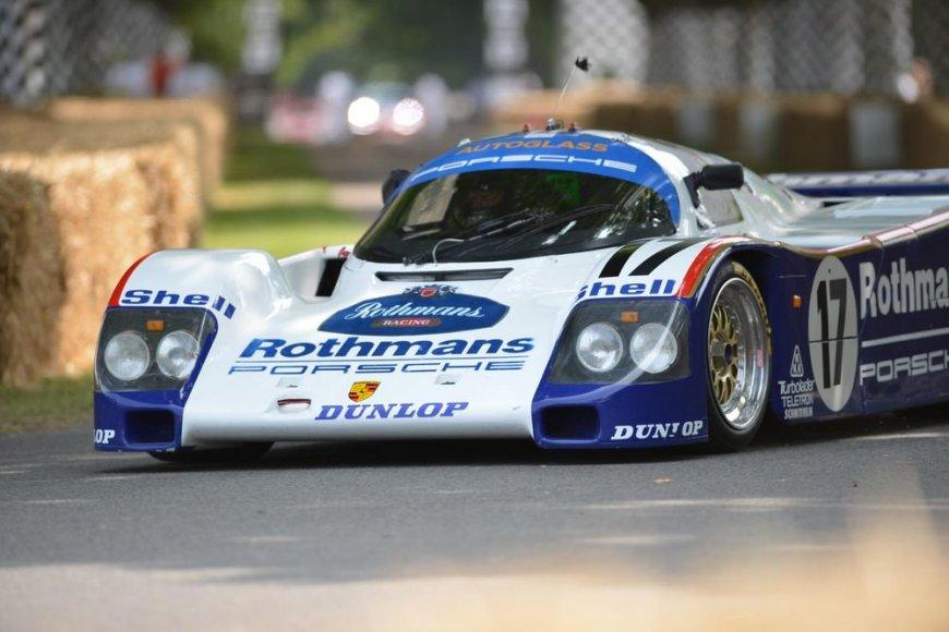 """""""Porsche 962 C Le Mans"""""""