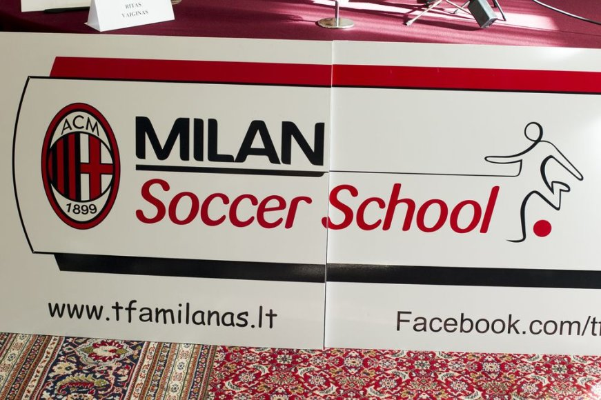 """""""Milan"""" akademijos pristatymas"""